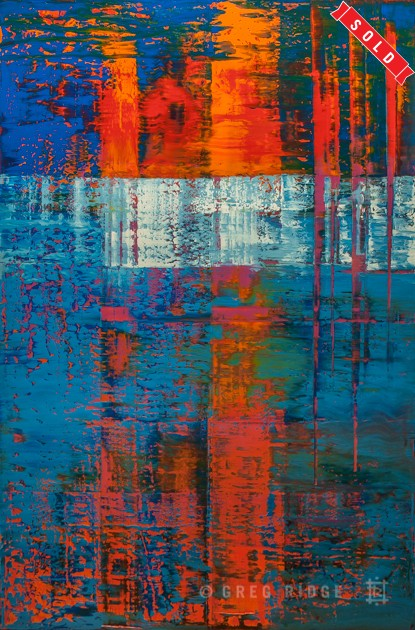 Abstract Composition 11