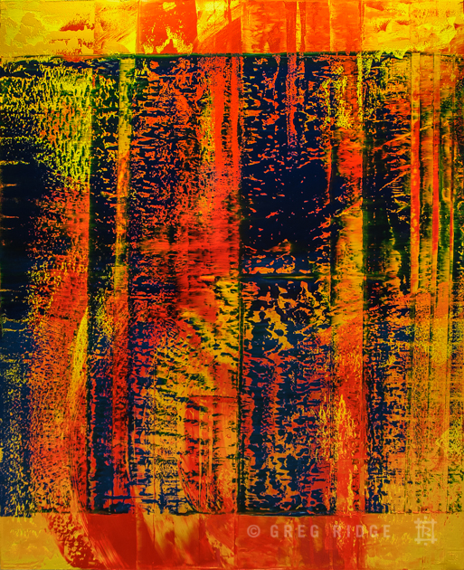 Abstract Composition 12