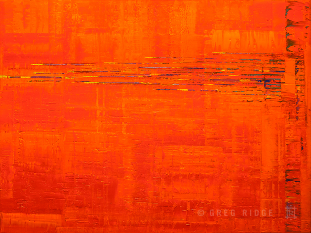Abstract Composition 3