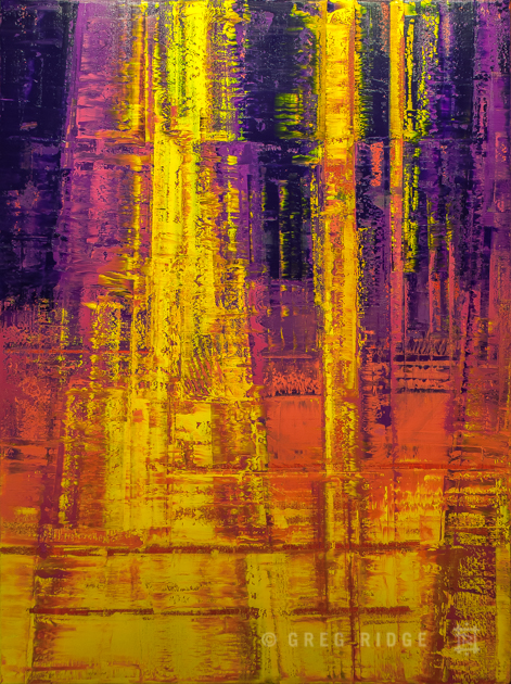 Abstract Composition 7