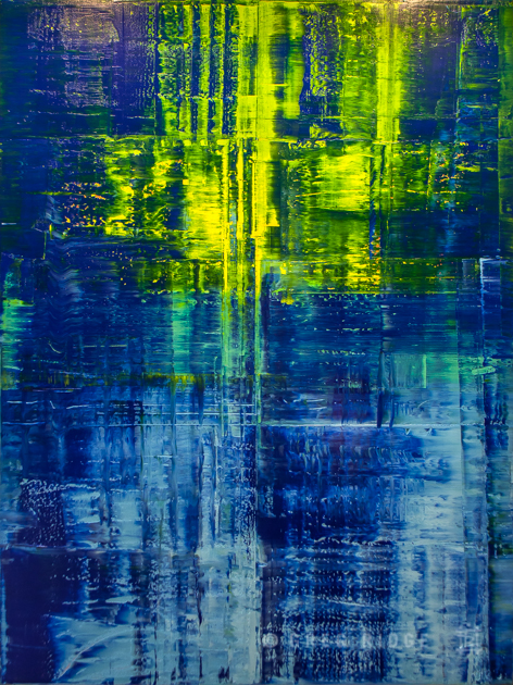 Abstract Composition 8